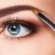 نکات آرایش براساس نوع چشم و ابرو
