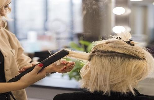 آموزشگاه آرایشگری با مدرک فنی حرفه ای
