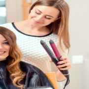 مدرک آرایشگری بین المللی زنانه