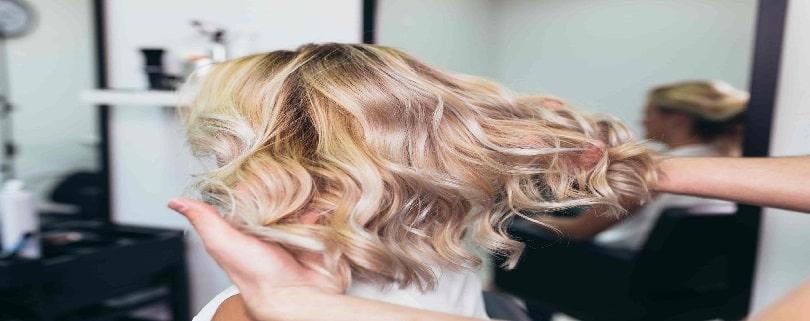 آموزش روشن کردن مو بدون دکلره