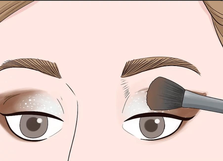 سایه زدن چشم