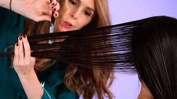 پیتاژ کردن مو