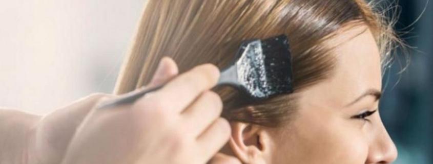 رنگ کردن مو با دارچین
