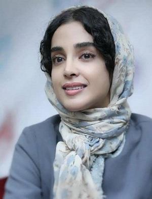 مدل مو ساده برای زیر شال و روسری یا مغنعه | مدل مو بازیگران معروف ایرانی