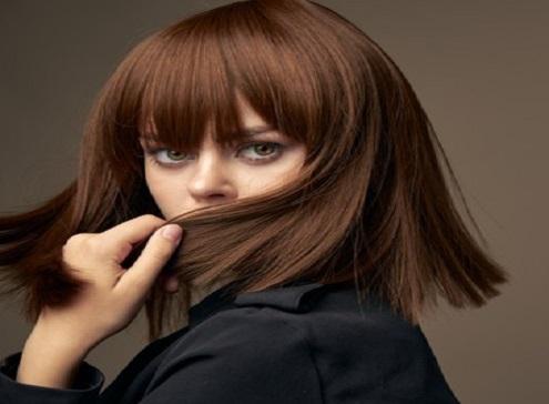 مدل مو برای زیر شال و روسری